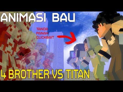 4 BROTHER VS TITAN ANTO NIKAH PART 3