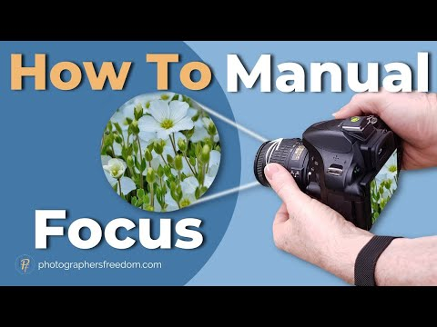 How To Manual Focus Nikon D5200 - how to set manual focus by Barry Callister Photography