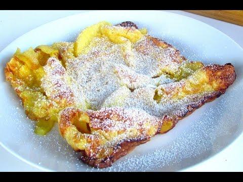 Apple Pancake - German Apple Pancake