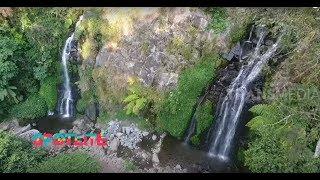Air Terjun Pengantin Di Ngrambe Ngawi Jawa Timur