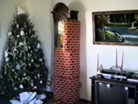 How to wrap a grandfather clock