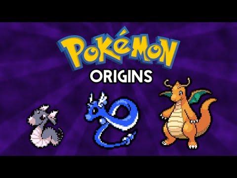 Pokemon Origins | Dratini, Dragonair and Dragonite