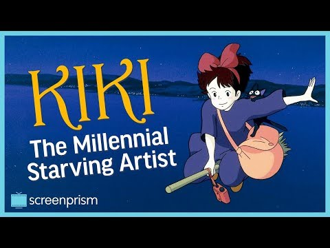 Kiki's Delivery Service: The Millennial Starving Artist