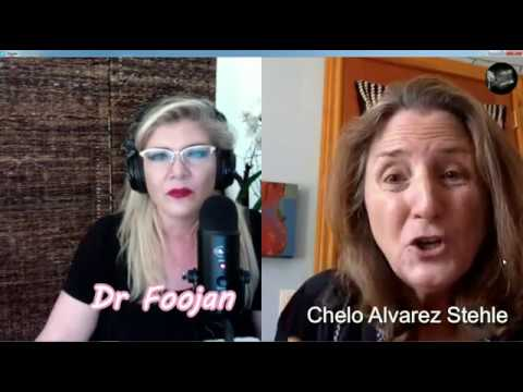 Inner Voice - a Heartfelt Chat with Dr. Foojan - Interview with Chelo Alvarz Stehle