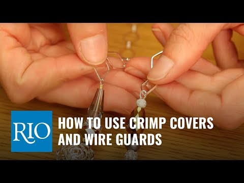 How to Use Crimp Covers and Wire Guards
