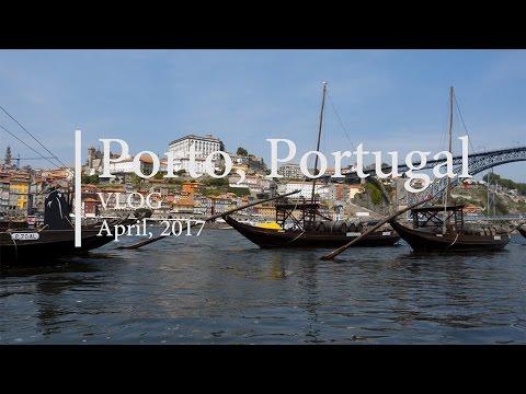 Porto VLOG - Scenes in Northern Portugal (4K)