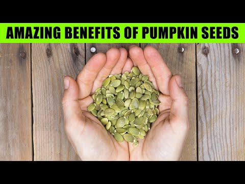 PUMPKIN SEEDS CAN IMPROVE YOUR SLEEP, RESTORE THE EYESIGHT AND KILL CANCER !  I Health Information