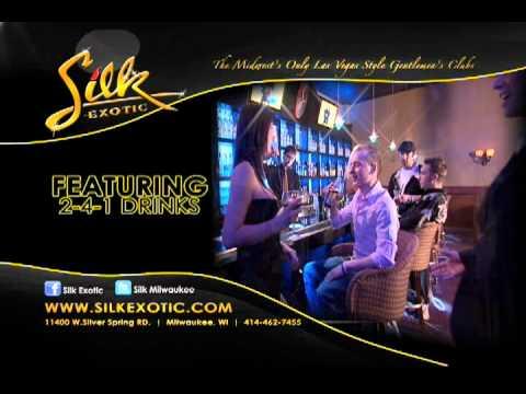 Silk Milwaukee Award Winning Menu