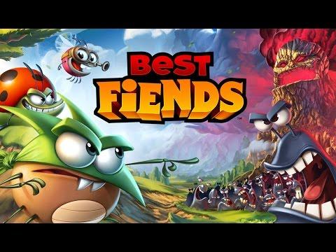 Best Fiends 2015, Slug Menace, Game Play Video