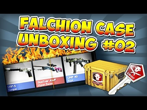 CS:GO - Falchion Case Unboxing #2 - 30 + CASES!