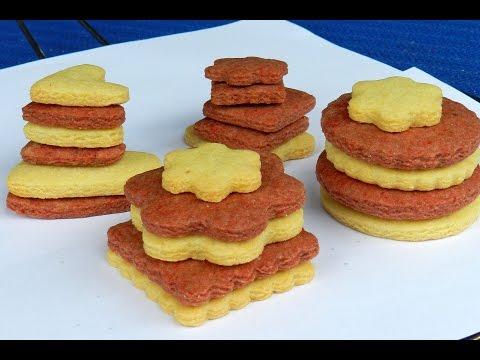 EASY SUGAR COOKIES No Spread Cut-Out Cookies Recipe Video