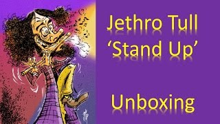 Jethro Tull: 'Stand Up'' (The Elevated Edition)  - Unboxed