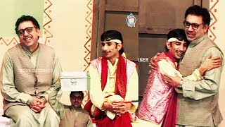 Best of Sohail Ahmed and Sakhawat Naz - New Stage Drama Full Comedy Clip