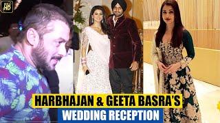 Harbhajan & Geeeta Basra