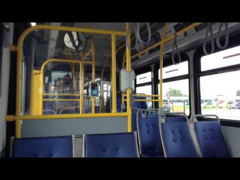 Vancouver Translink - R12009 interior startup