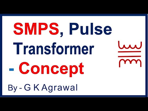 SMPS transformer working concept tutorial