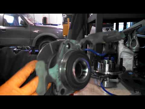 Wheel bearing replacement 2005 Chevrolet Equinox. Saturn Vue remove or replace