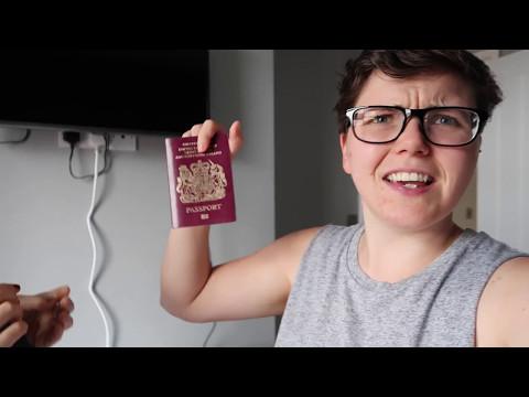 Getting A New British Passport