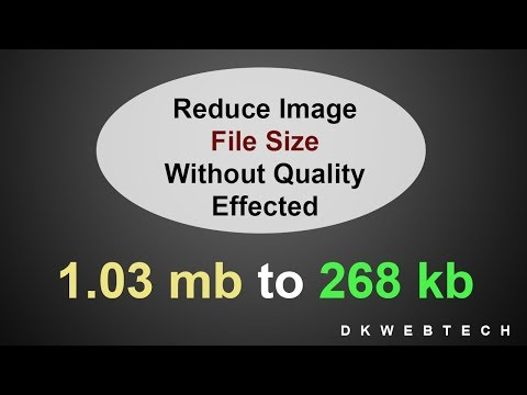 How To Reduce Image Size in Photoshop without Losing Image Quality