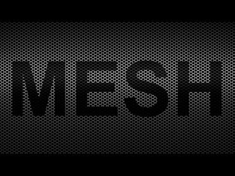 Make a Metallic Mesh | Photoshop CS5 Tutorial