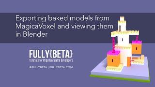 Magica Voxel | Speedart | Nazi Tank