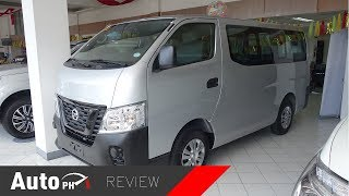 Nissan Urvan Nv350 Review 15 Seaters Music Jinni