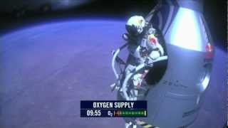 Felix Baumgartner Space Jump World Record 2012 Full HD 1080p [FULL]
