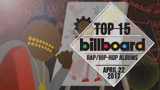 Top 15 • US Rap/Hip-Hop Albums • April 22, 2017   Billboard-Charts