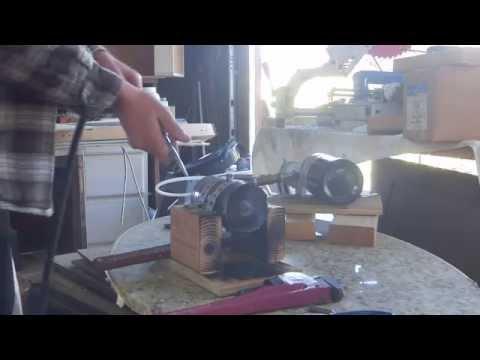 Jet Engine Mk 1 (Tin Can) Test 15