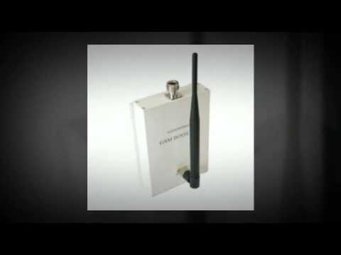 Interrupt Free Signal with Mobile Repeater