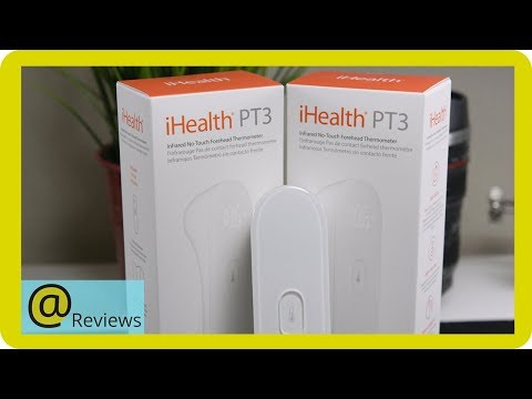 iHealth P3 Contactless Thermometer Review