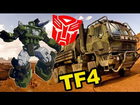 Autobot Hound & Bumblebee confirmed for Transformers 4 - [TF4 Update #20]