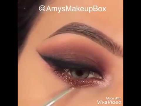 New beautiful eye makeup