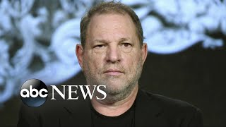 New developments in Harvey Weinstein sex abuse scandal