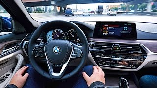 BMW 5 Series 2017 Self Driving Car Demonstration Real Roads BMW Self Driving Car CARJAM TV