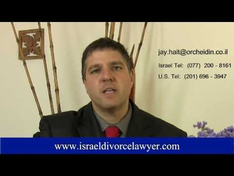 How does divorce work for common law marriages in Israel?  Israeli lawyer explains