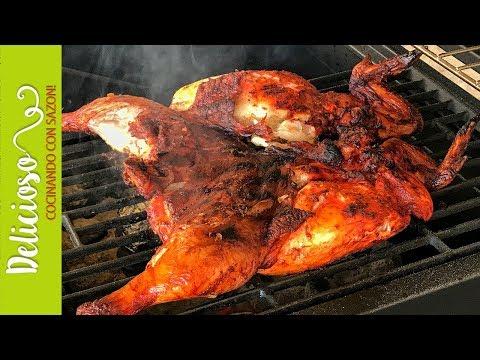 Delicioso Pollo al Carbon con Achiote /DELICIOSO
