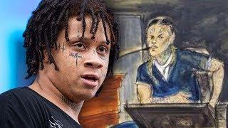 6ix9ine Exposes Trippie Redd In Court Testimony