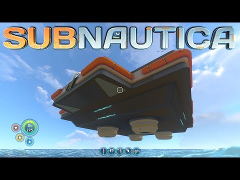 Building the NEPTUNE ROCKET PLATFORM - Subnautica Gameplay Playthrough - Ep. 36