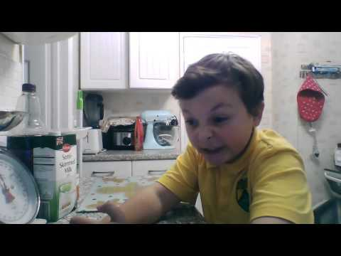 how to make a vimto milk shake