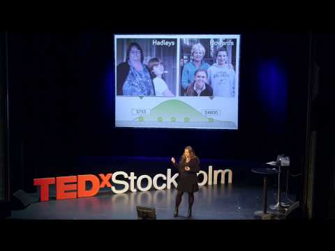 Using photos as data to understand how people live | Anna Rosling Rönnlund | TEDxStockholm