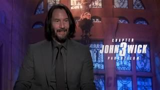 """Keanu on fitness: """"Do things that don't crush your soul"""""""