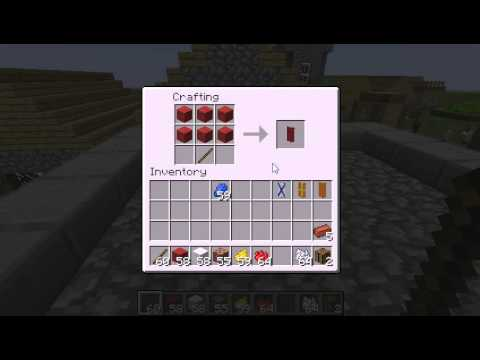 How to Make a Banner in Minecraft - Minecraft Banner Recipes and Tutorial