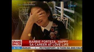 UB: Barbie Forteza, happy sa career at love life