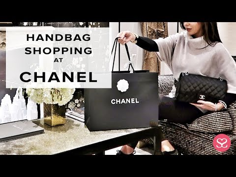 COME WITH ME! ❤ LUXE PRESS EVENTS + CHANEL BAG SHOPPING!   FASHION VLOG   Sophie Shohet