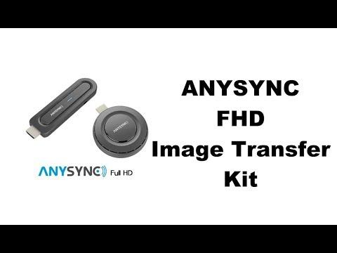 Anysync HDMI 1080P Image Transfer Kit
