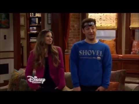 Girl Meets World- Shawn comes back (Shovel scene) | Girl Meets Pluto