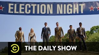 There Will Be Mud: The Daily Show