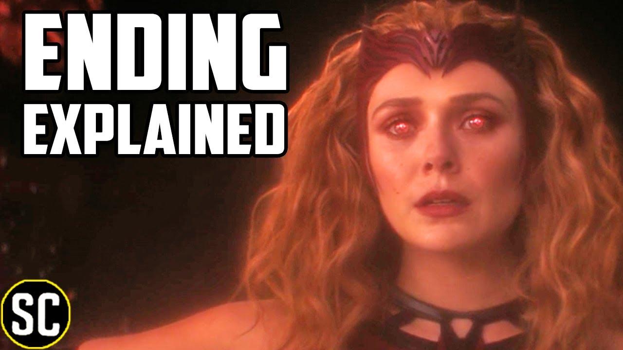 WandaVision Finale: ENDING EXPLAINED + Did The Kids Survive?