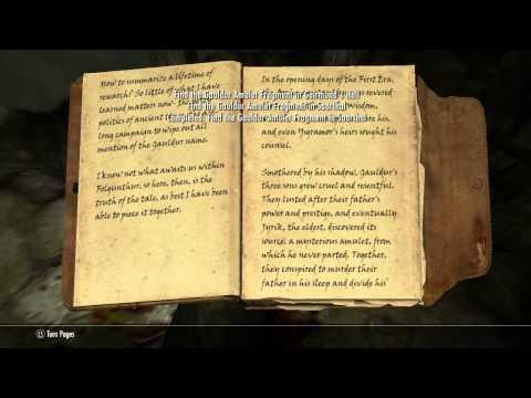 Skyrim: Forbidden Legend 042